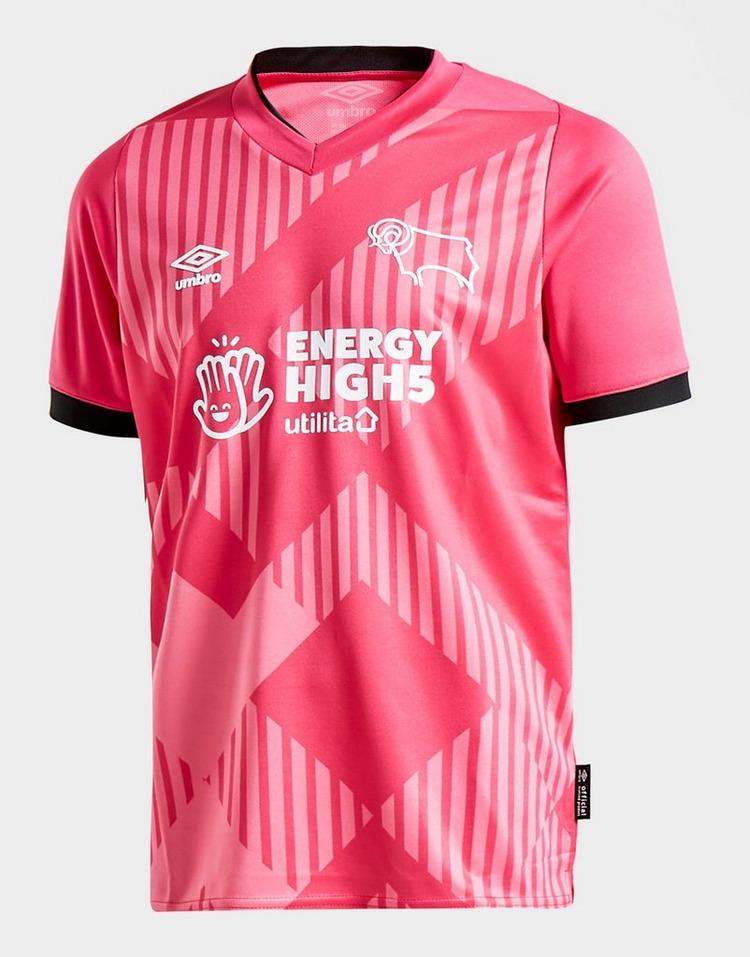 Umbro Troisième Maillot Derby County FC 2020/21 Junior