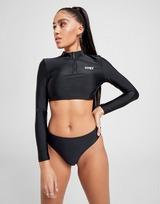 Supply & Demand Avalon High Waist Bikini Bottoms