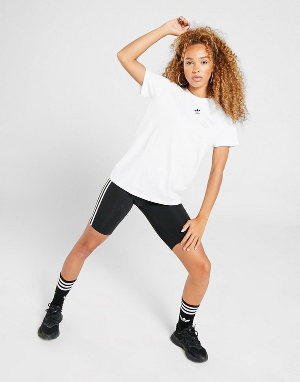 adidas Originals camiseta Repeat Trefoil Logo Boyfriend