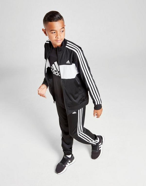 adidas Tiberio Tracksuit Junior