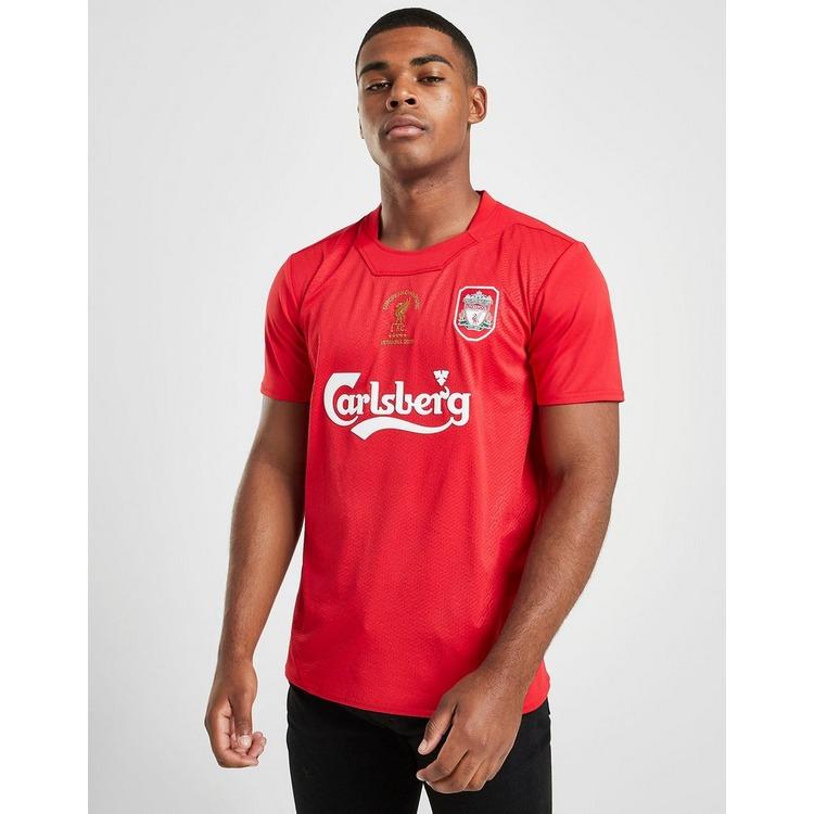 Liverpool FC Liverpool FC '05 Home Short Sleeve Shirt