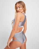 Supply & Demand Invasion Shine Bikini Top