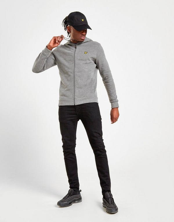 Lyle & Scott Sport Poly Zip Through Hoodie
