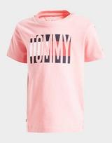 Tommy Hilfiger Girls' Flag T-Shirt Infant