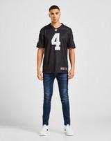 Nike camiseta NFL Las Vegas Raiders Carr #4