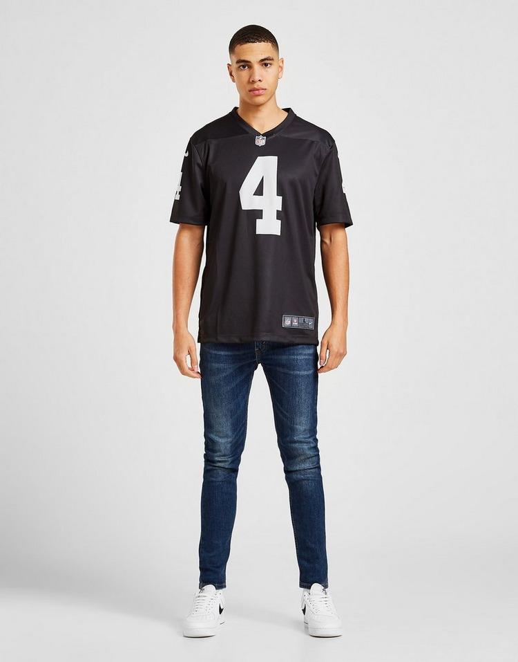Nike NFL Las Vegas Raiders Carr #4 Jersey