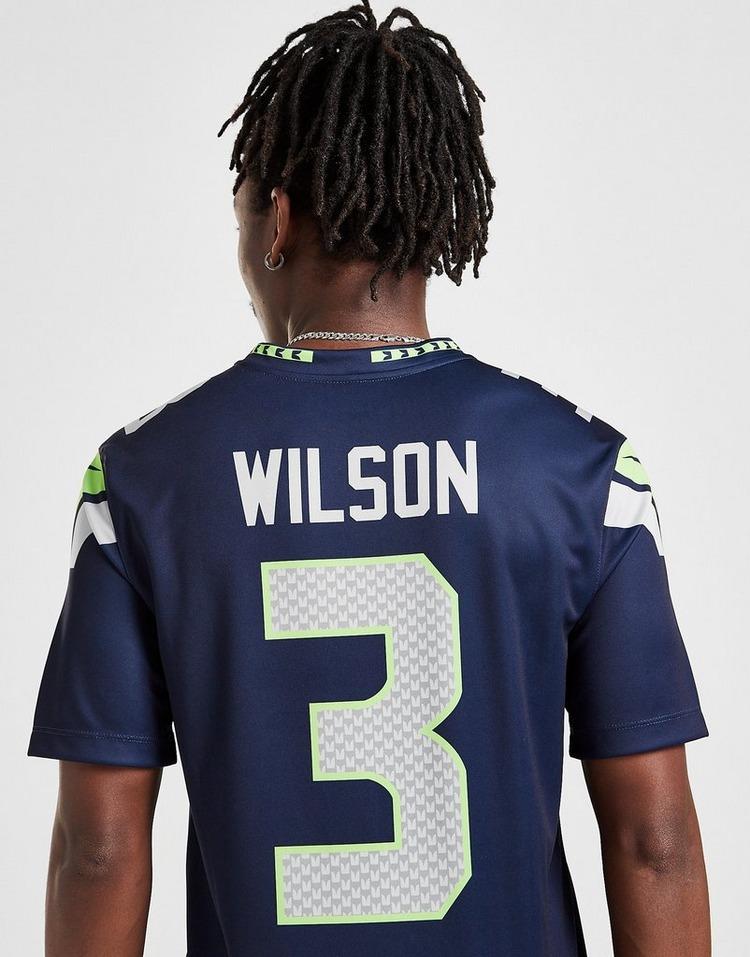 Nike NFL Seattle Seahawks Wilson #3 Legend Jersey