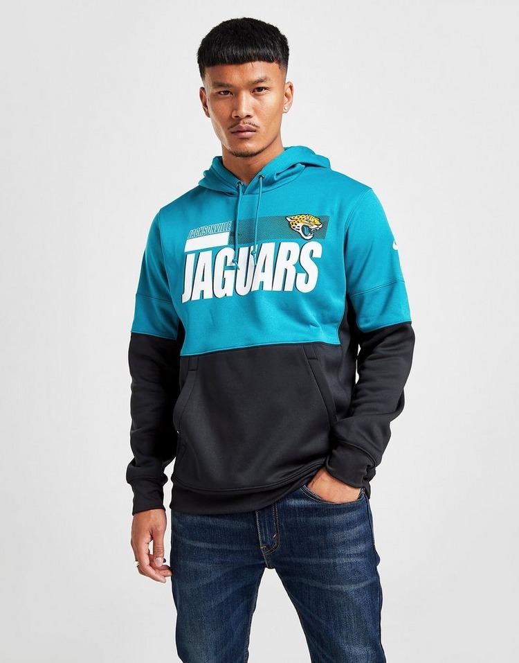 Nike sudadera NFL Jacksonville Jaguars Sideline