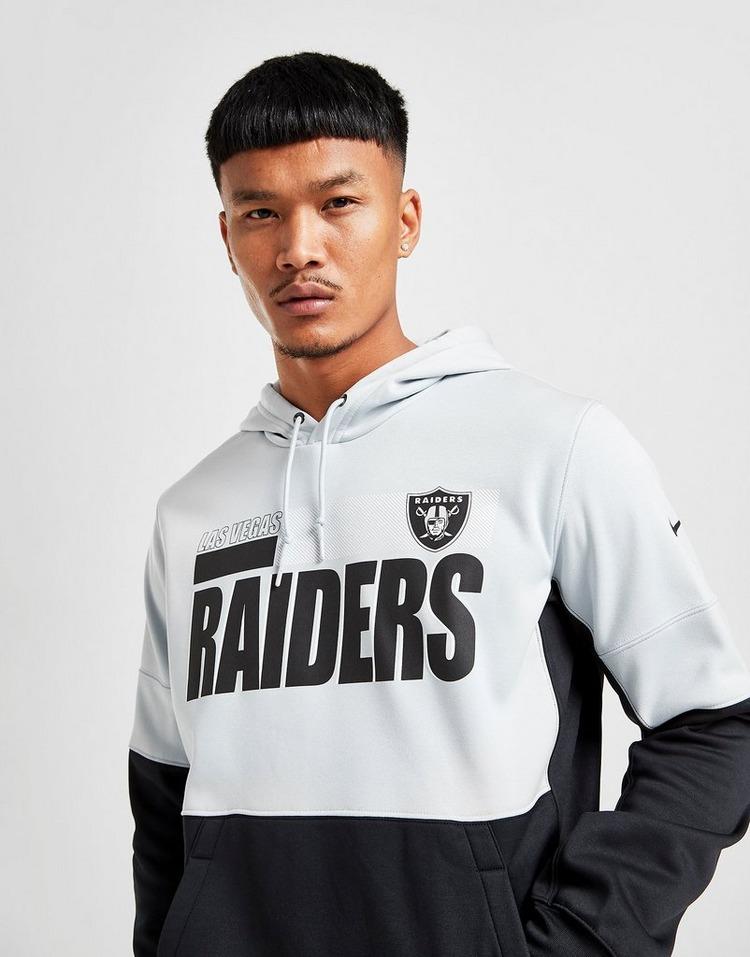 Nike NFL Las Vegas Raiders Sideline Overhead Hoodie