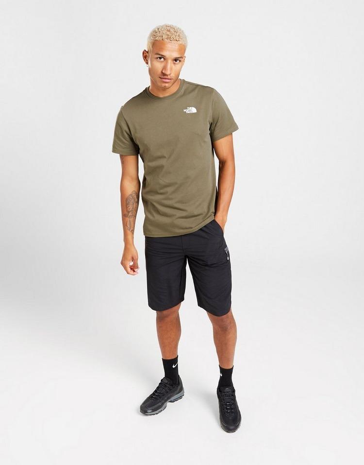 The North Face Back Box Logo T-Shirt