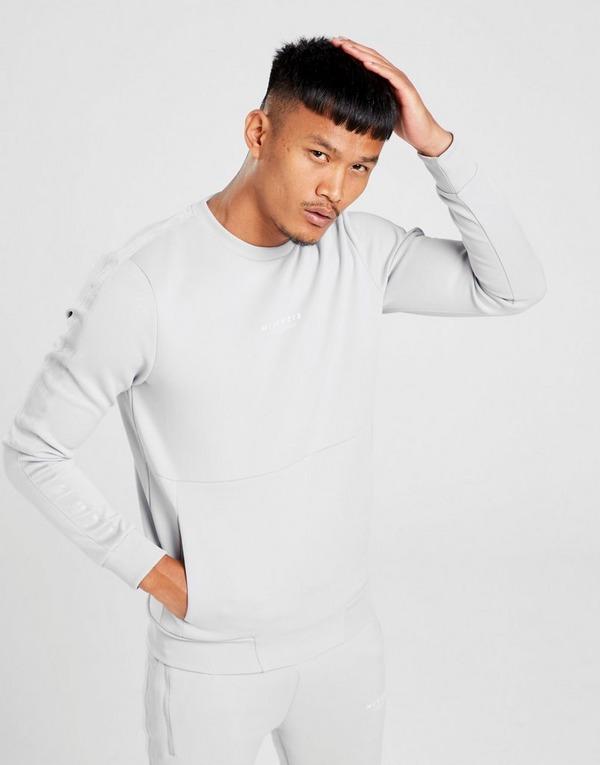 McKenzie Core Poly Crew Sweatshirt Men's