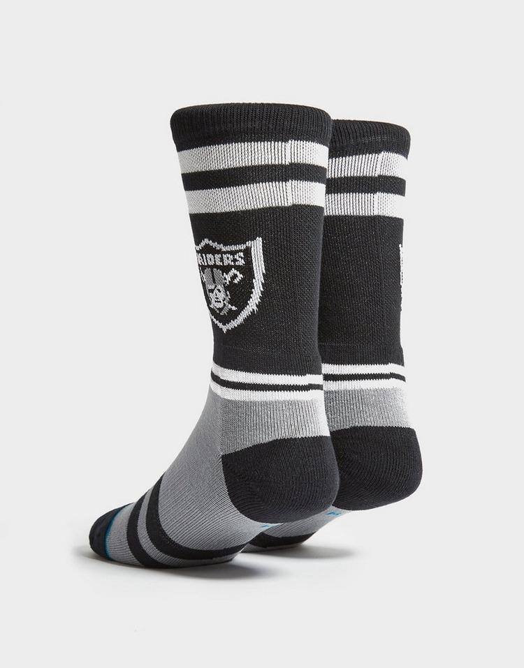Stance NFL Raiders Logo Socks