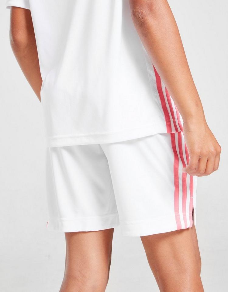 adidas Real Madrid 2020/21 Home Shorts Junior