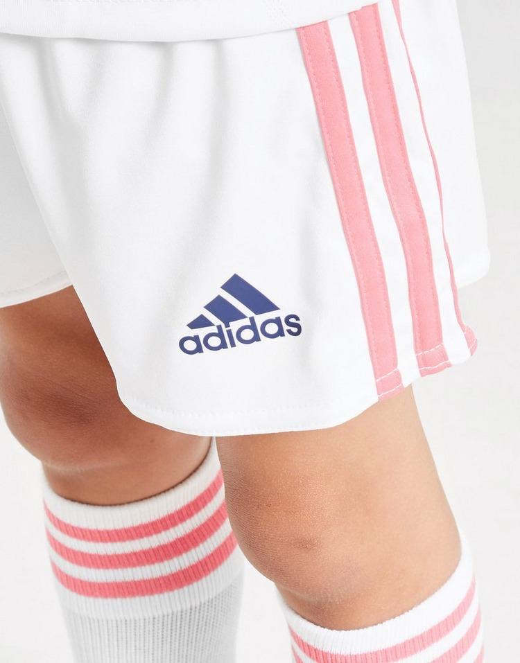adidas Real Madrid 2020/21 Home Kit Children