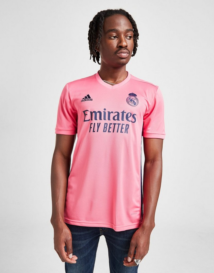 adidas Real Madrid 2020/21 Away Shirt