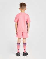 adidas Real Madrid 2020/21 Away Kit Children