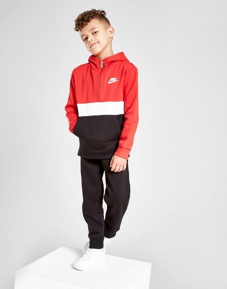 Nike chándal Club 1/2 Zip infantil