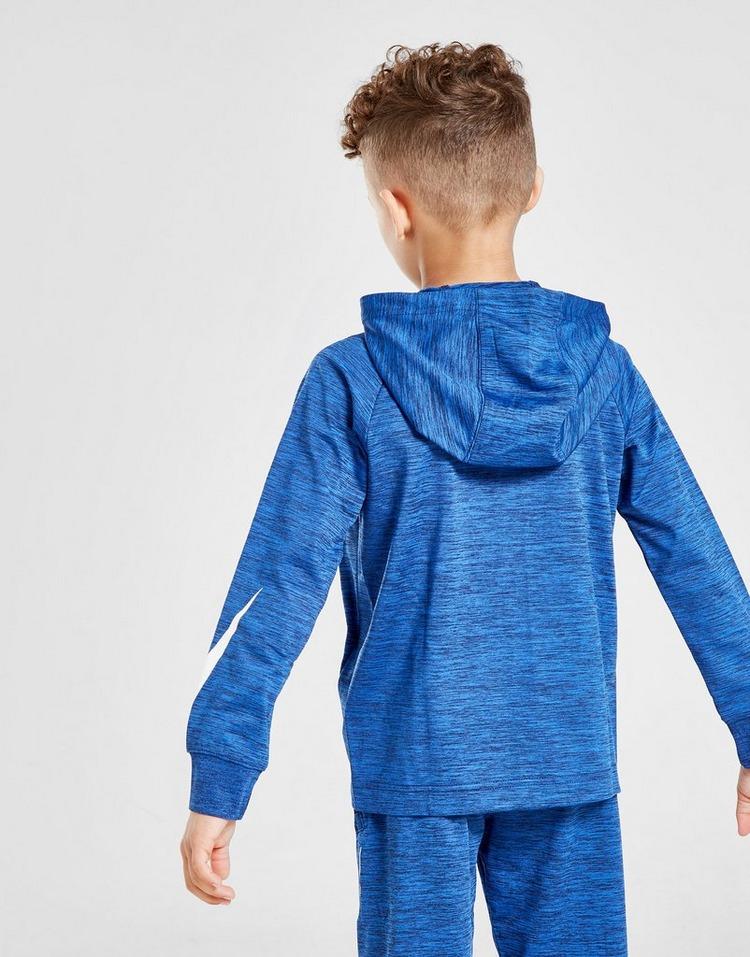 Nike Comfort Full Zip Hoodie Children