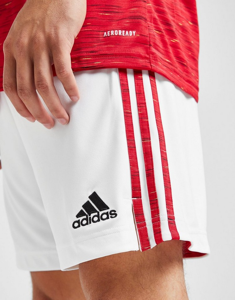 adidas Manchester United FC 2020/21 Home Shorts