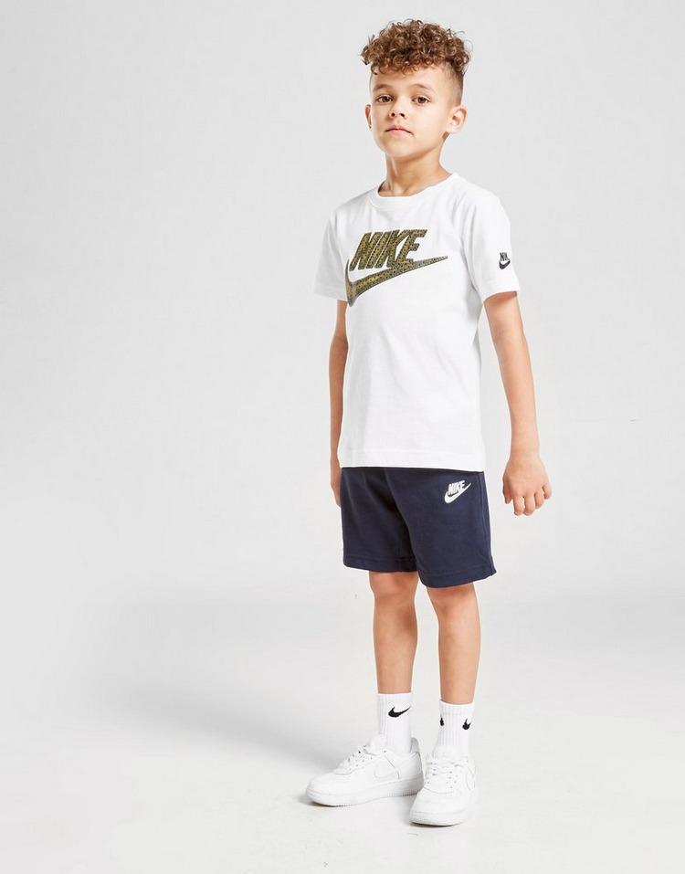 Nike Mesh Infil T-Shirt Children
