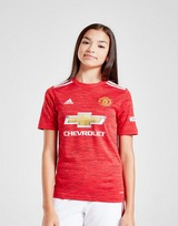 adidas Manchester United FC 2020/21 Home Shirt Junior