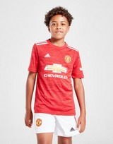 adidas Manchester United FC 2020/21 Home Shorts Junior