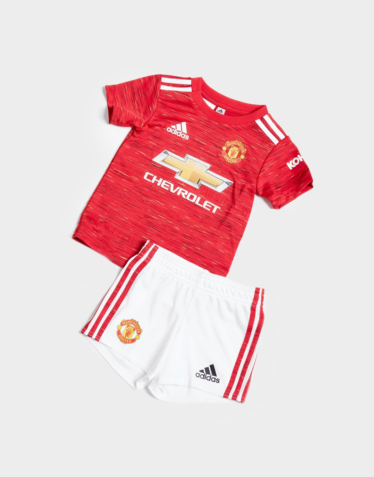 Buy Adidas Manchester United Fc 2020 21 Home Kit Infant Jd Sports