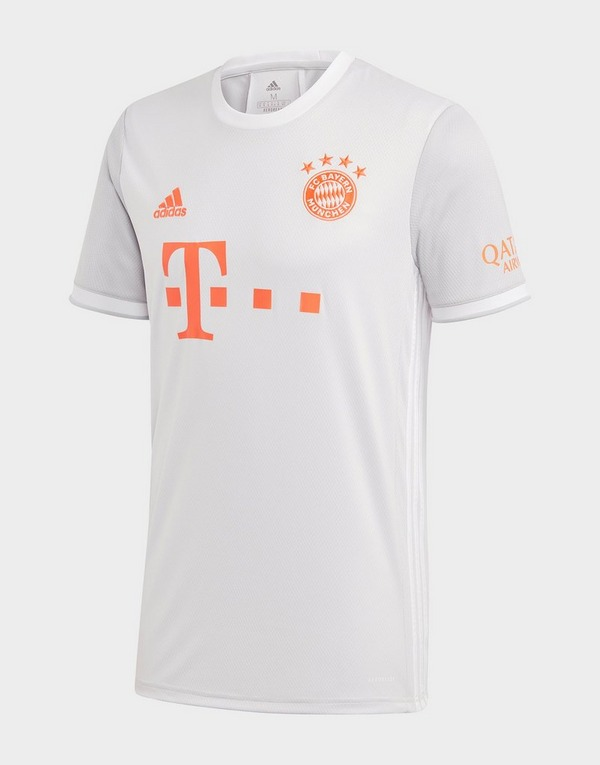 Portal Personas mayores En particular  Buy adidas Performance FC Bayern 20/21 Away Jersey   JD Sports