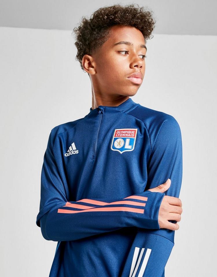 adidas Olympique Lyon Training Shirt Junior