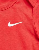 Nike 3-Pack Swoosh Body Neonato