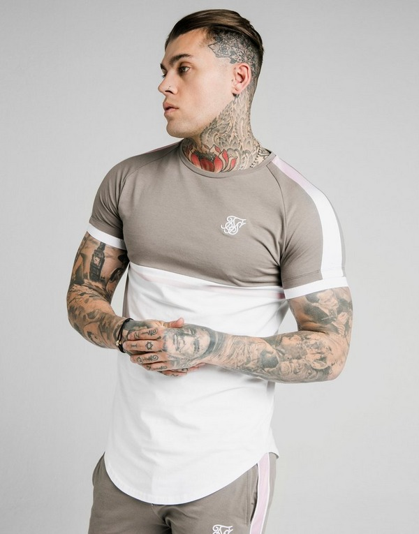 SikSilk camiseta Fade