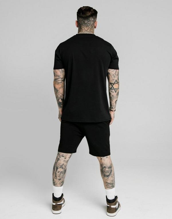 SikSilk pantalón corto Core Jersey