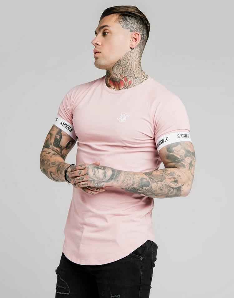 SikSilk Tech Tape T-Shirt Men's