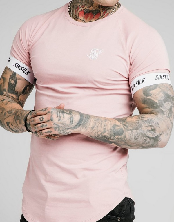SikSilk camiseta Tech Tape