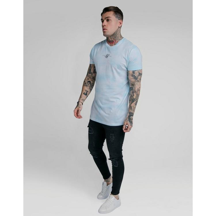 SikSilk Tie-Dye Regular T-Shirt