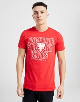 Official Team Wales Together T-Shirt