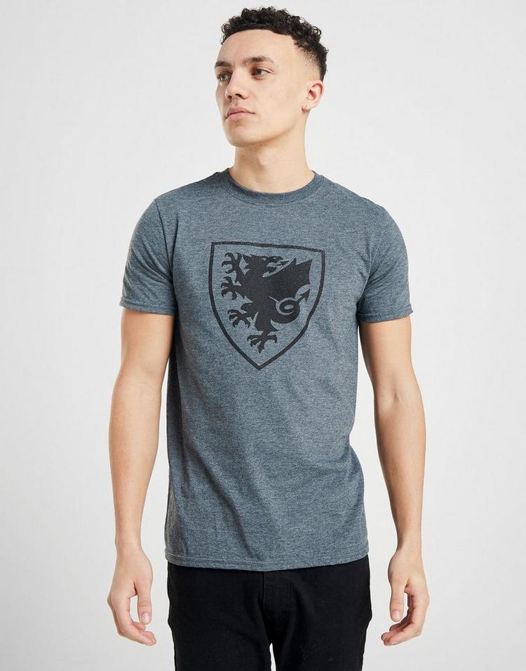 Official Team Wales Crest Short Sleeve T-Shirt