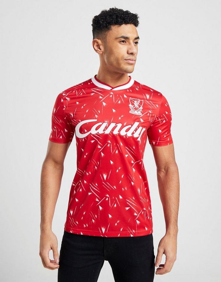 Score Draw Liverpool FC '89 Home Retro Shirt