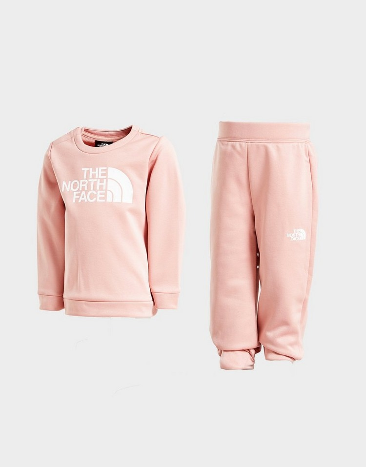 The North Face Girls' Surgent Crew Tracksuit Infant