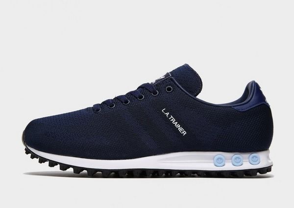 ayer tormenta Monje  Blue adidas Originals LA Trainer Woven | JD Sports