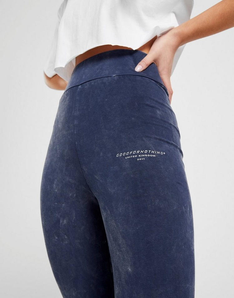 Good For Nothing Washed Leggings