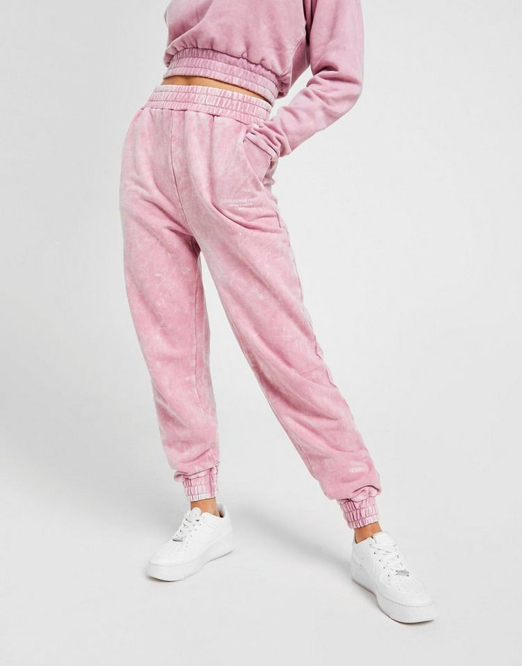 Good For Nothing Washed High Waisted Joggers