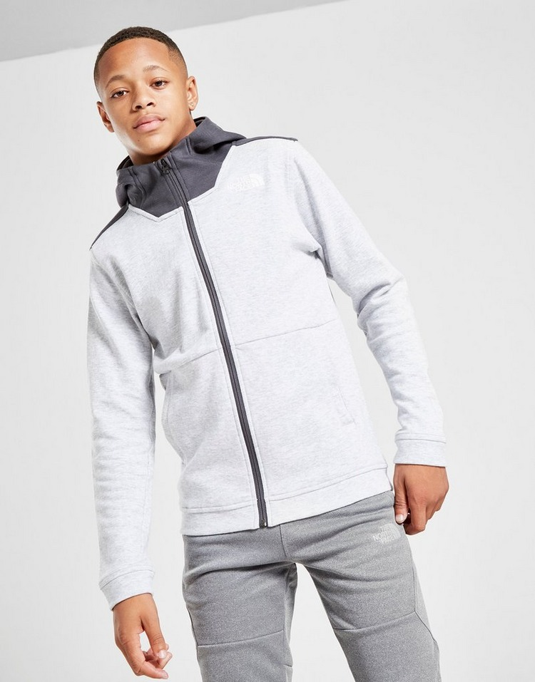 The North Face Slacker Fleece Full Zip Hoodie Junior