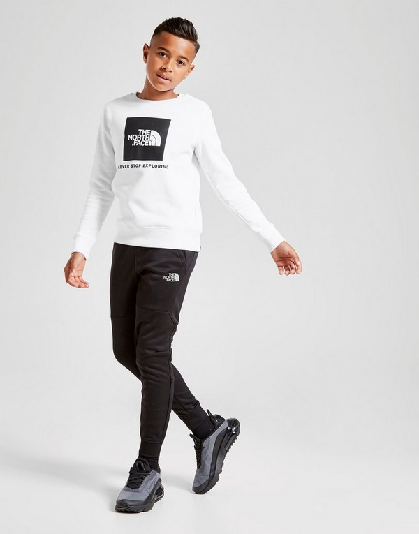 The North Face Pantalon De Chandal Mittelegi Junior En Negro Jd Sports