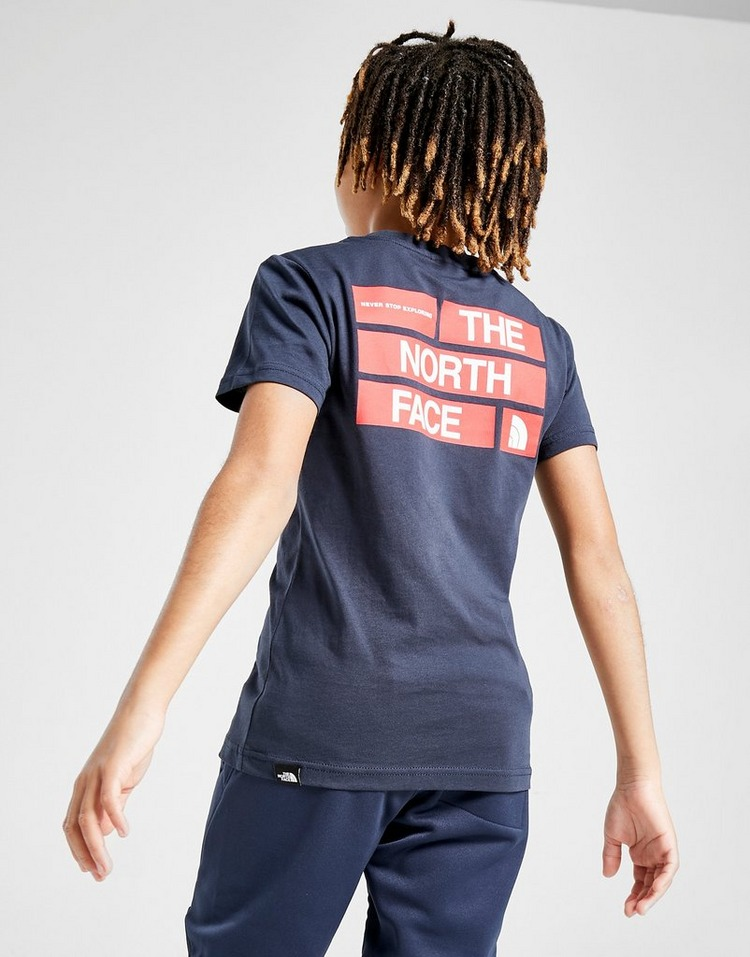 The North Face Back Hit T-Shirt Junior