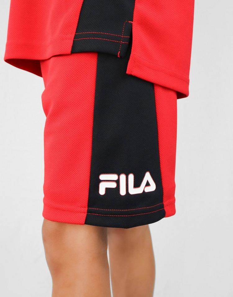 Fila Carter Mesh Vest/Shorts Set Children