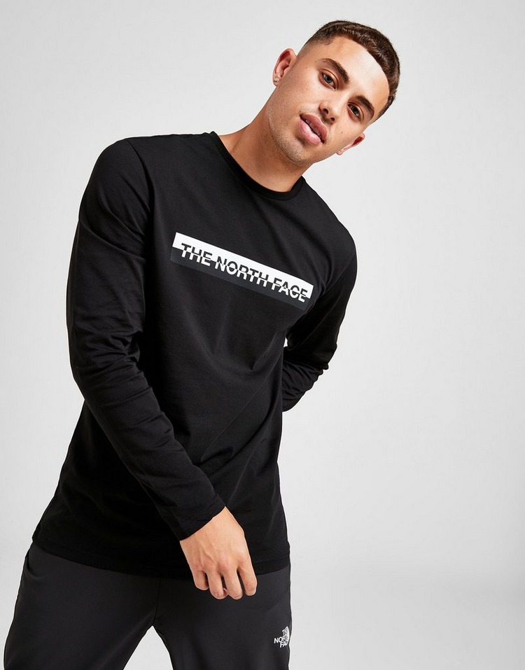 The North Face Central Split Long Sleeve T-Shirt