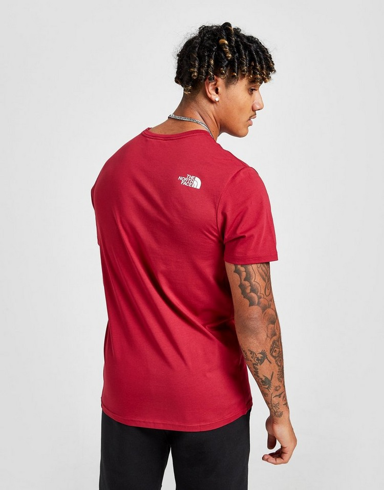 The North Face Large Text Infil T-Shirt