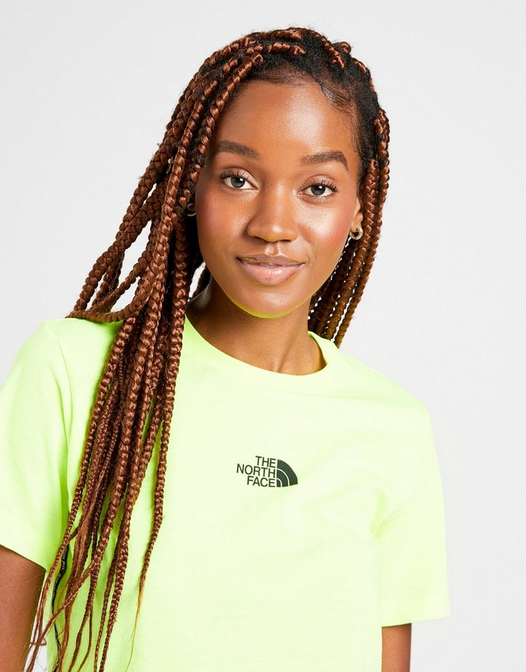 The North Face Tape Crop T-Shirt