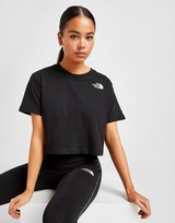 The North Face Pantone Graphic Crop T-Shirt